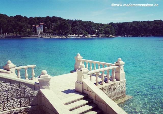 Un rêve sur l'ile de de Lošinj : l'Hôtel Bellevue